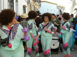 Carnavales Beas / Pasacalles
