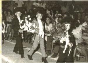 Damas 1975 / Niños